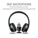 UYG ST-422 Bluetooth headphone Wireless headphones over-ear stereo Headset with microphone support TF card FM for smart phone