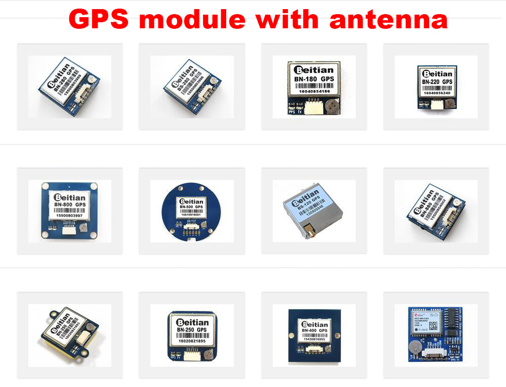 TTL level UBLOX NEO-6M GPS module with cirocomm antenna with eeprom NMEA  2 3 protocol