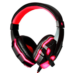3.5mm Surround Stereo Gaming Headset Headband Headphone with Mic for PC Video Game
