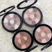 Blending Trimming Powder for Face Brighten Base Oil-control Concealer Makeup Bronzers Highlighters Pressed Powder Palette