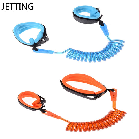 JETTING child wrist leash Adjustable Kids Safety Harness Children Band Anti Lost Link Traction Rope child safety wristbands