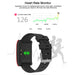 LEMDIOE DM68 waterproof smart band wristband fitness tracker Blood Pressure heart rate monitor Calls Messages watch for phone