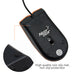 Mini USB 3D Wired Mouse Optical 1200 DPI Gaming Mice For Laptop Notebook PC Desktop Computer For Macbook Ultra Thin
