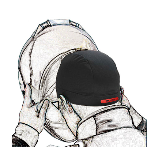 Motorcycle Bicycle Summer Breathable Headgear for Moto Helment Sweat Inner Cap for Men and Women Headwear