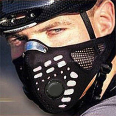 Sport Cycling Face Mask Half Face Neoprene Mask Winter Warm Outdoor Ride Bike Mask Neoprene Bicycle Cycling Motorcycle Mask