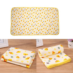 Newborn Baby Changing Pad Urinal Pad Infant Child Bed Waterproof Cotton Cloth diaper inserts Changing Mat For Crib Stroller Pad