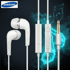 Original Samsung Earphones EHS64 Headsets 3.5mm In-ear with Microphone Wire for Galaxy A3 A5 A7 J1 J2 pro J3 J5 J7Note 4 8