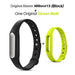 Original Xiaomi Mi Band 1S Heart Rate Monitor Smart Wristband Xiaomi Miband Bracelet 1 S IP67 Bluetooth For Android IOS