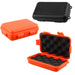 Outdoor Shockproof Waterproof Boxes Survival Airtight Case Holder For Storage Matches Small Tools EDC Travel Sealed Containers
