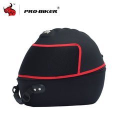 PRO-BIKER Knight Motorbike Travel Multifunction Tool Tail Bag Motorcycle Helmet Bag Motorcycle Handbag Luggage Carrier Case