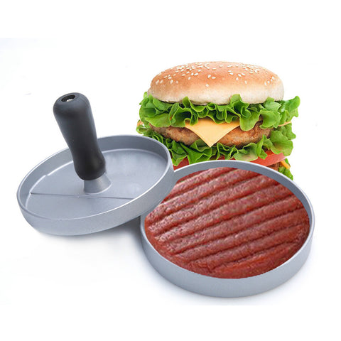 Portable Kitchen Craft Pounder Beef Hamburger Press Tools Presure for Meat Maker Vegetable Stuffed Patties Mold Cookware