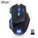 Wireless Mouse Gaming Mouse Optical 2400DPI 2.4G Computer Mouse LED 7 keys Gaming Mice For Pro Gamer