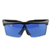 Protection Goggles Laser Safety Glasses Green Blue Red Eye Spectacles Protective Eyewear Green Colorand Newest