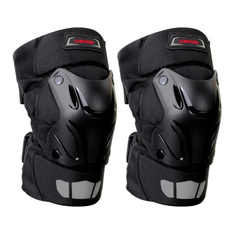 Protective Kneepad Motocross Motorcycle Equipment Knee Pads Protector Brace Protect Racing Guards Riding Off-Road Protection