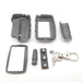Starline A9 case keychain for Starline A9 A4 A6 A8 lcd remote two way car alarm system auto alarm A9 keychain case