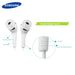SAMSUNG Earphone EHS64 Headsets Wired with Microphone for Samsung Galaxy S3 S6 S8 for Android Phones In ear Earphones ecouteur