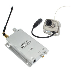 Wireless Security With Radio Receiver