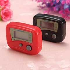 Mini Digital Pedometer