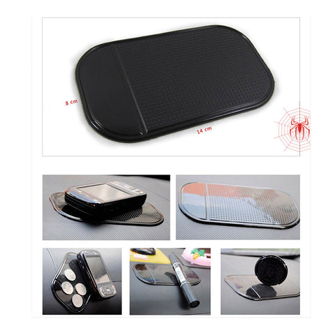 Silica Gel Magic Sticky Pad Cellphone Anti Slip Non Slip Mat for Mobile Phone GPS Car Accessories