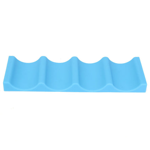 Silicone Bottle Holder Mat Rack Wine Holders Bar Party Beer Can Bottle Mat Display Stand Tools Rack Shelf For Home Kitchen