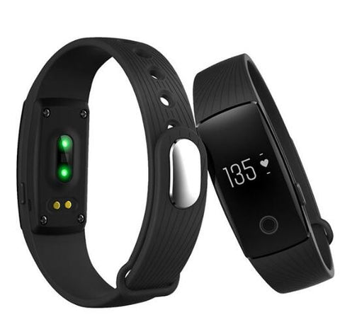 Smart Band Smartband Heart Rate Monitor Wristband Fitness Flex Bracelet for Android iOS PK xiomi mi Band 2 fitbits smart ID107