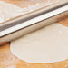 Stainless Steel Fondant Rolling Pin Baking Rough Clay Pizza Pasta Roller Non Stick Cake Accessories
