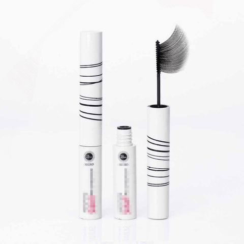TOMTOSH 1PC3D Black Volume Curling Mascara Makeup Waterproof Lash Extension Thick Lengthening Mascara Cosmetics