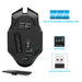 TeckNet Ergonomic MiceOptical Computer 2.4GHz Wireless Gaming Mouse with Nano Receiver 8 Buttons 4000DPI Advanced