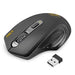 USB Wireless Mouse USB 3.0 Receiver Optical Gaming Mouse 2.4G 2000DPI Computer Mice Mini Ergonomic Mouse Gamer For Laptop PC