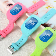 GPS Watch For Children In Different Colors
