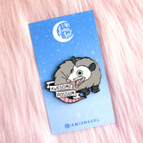 Awesome Possum Pin