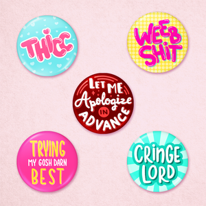 Big Mood Buttons