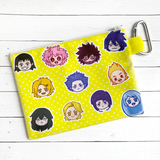 My Hero Academia Canvas Zipper Pouch
