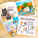 Cats in Japan Zine