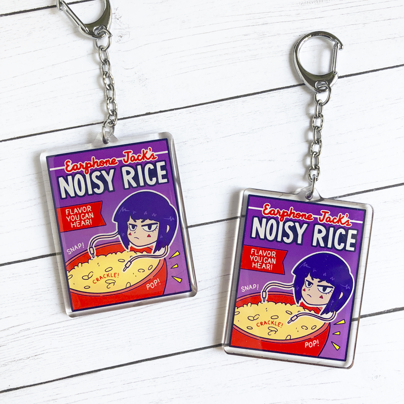 My Hero Academia Class 1-A Snacktime Keychains – Shop I Am