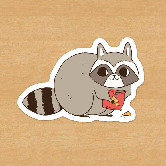 Trash Panda Sticker