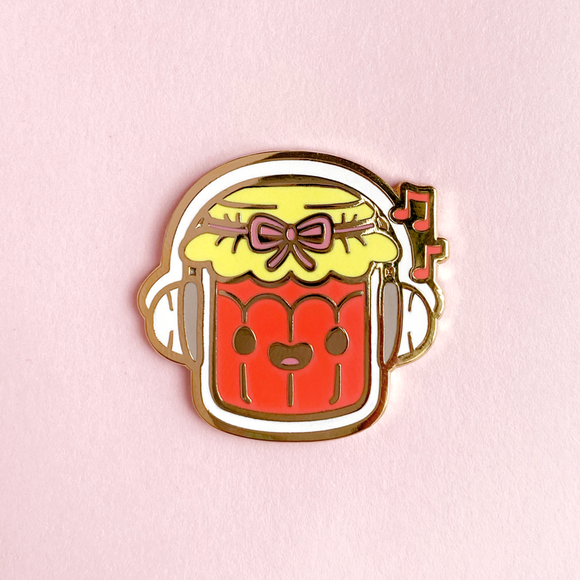 Jam Jar Pin (Limited Edition)