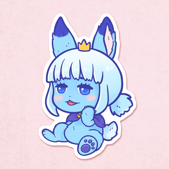 Lunachi Sticker