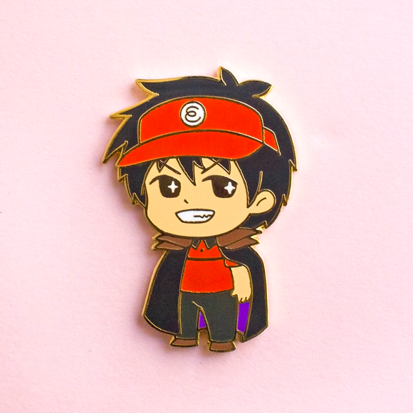 Devil is a Part Timer Satan Pin