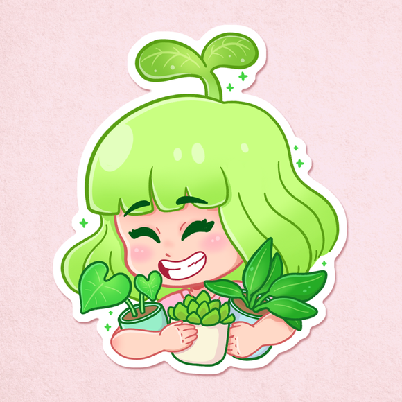 Sprout Sticker