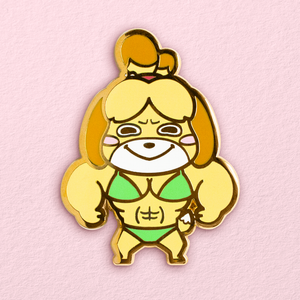 Swolabelle Pin