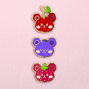 Teddy Bearies Pins *LAST CHANCE*