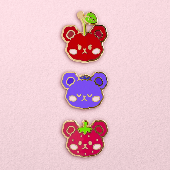 Teddy Bearies Pins
