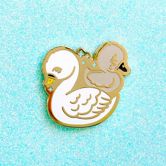 Ugly Duckling Pin (Limited Edition)