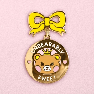 Unbearably Sweet Pin