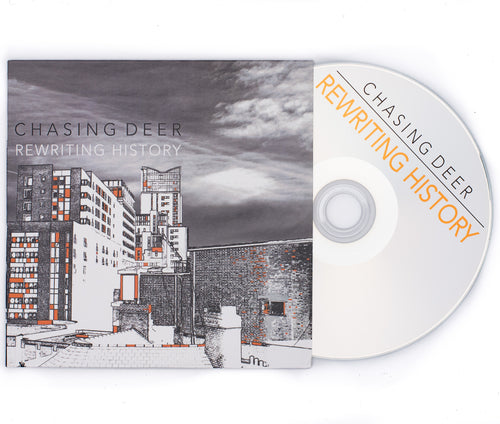 Chasing Deer Rewriting History CD
