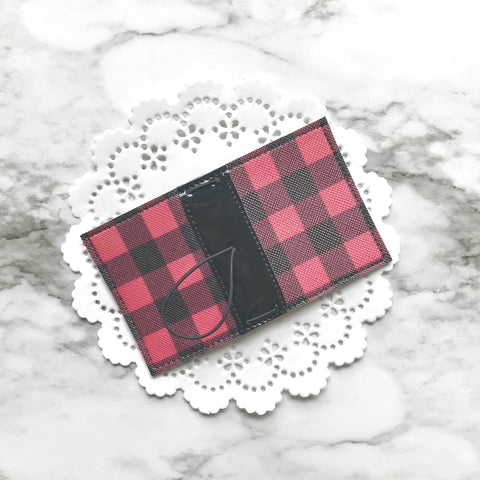 Buffalo Plaid Tiny TN