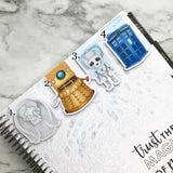 Time Doctor Magnetic Bookmark 3