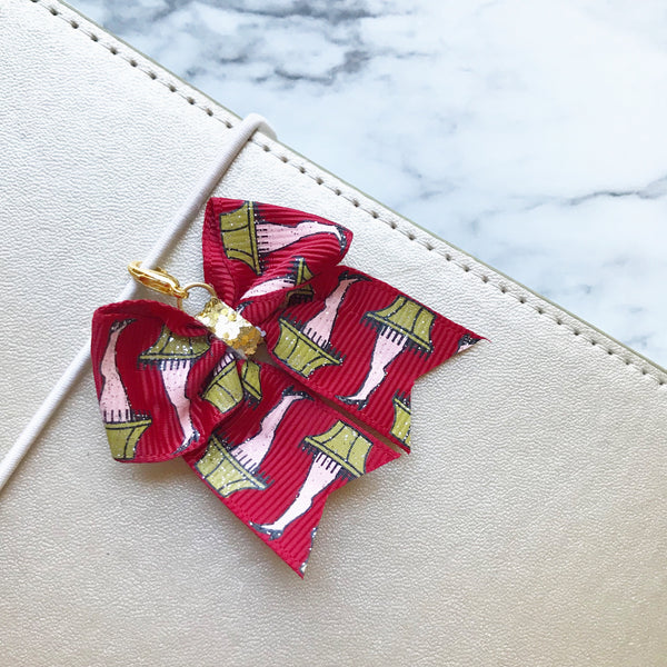 Major Award Bow Charm and Clip