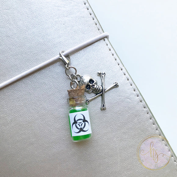 Poison Bottle Charm